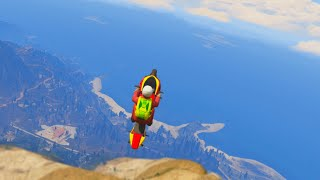 getlinkyoutube.com-CRAZY BIKE FLYING! (GTA 5 Stunting for Dummies)