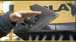 Claydon Hybrid Strip Drill