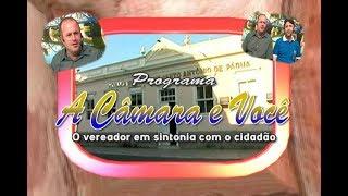 Programa A Câmara e Você João Grilo.2018