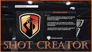 getlinkyoutube.com-SHOT CREATOR FAST - NBA 2K16
