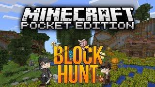 getlinkyoutube.com-[Hide n Seek] Block Hunt Server - Minecraft PE 0.15.0