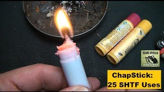 getlinkyoutube.com-25 SHTF uses for ChapStick