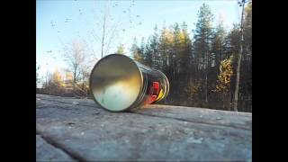 getlinkyoutube.com-Стрельба на 100 метров по куску хоз. мыла