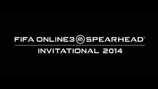 getlinkyoutube.com-FIFA Online 3 Spearhead Invitational 2014 [ DAY 3 ]