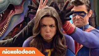 getlinkyoutube.com-Danger & Thunder | Fortune-Teller Superhero Challenge | Nick