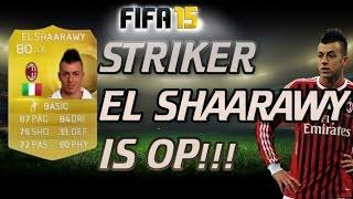 getlinkyoutube.com-FIFA 15 | STRIKER EL SHAARAWY PLAYER REVIEW | ULTIMATE TEAM