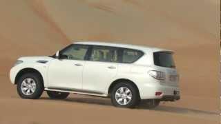 getlinkyoutube.com-The New Nissan Patrol Conquers the Dunes