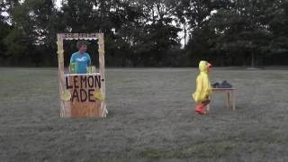 getlinkyoutube.com-The Duck Song - Live Action! (2012)