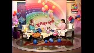 getlinkyoutube.com-نور الشمس (الورشة) : لقاء مع أ.هدى هيبة وابداعات من فن الكروشيه .. الثلاثاء 29-7-2014