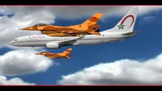 getlinkyoutube.com-KLAN FARMAROC | F-16 BORAK ESCORT