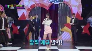 getlinkyoutube.com-(episode-8)분당 이나영! 비율 종결자! 헬로비너스 나라의 깜찍 섹시 댄스