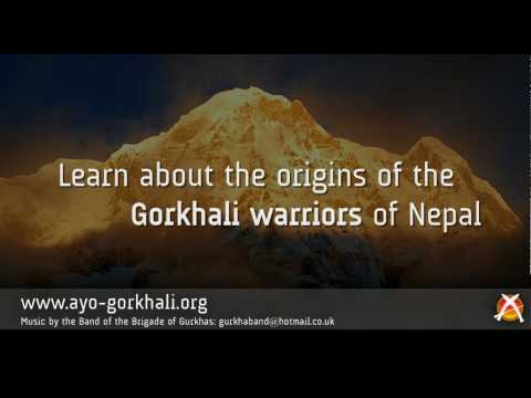 Ayo Gorkhali: the history and legacy of the Gurkhas