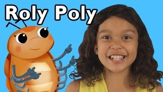 getlinkyoutube.com-Roly Poly and More | Nursery Rhymes from Mother Goose Club!