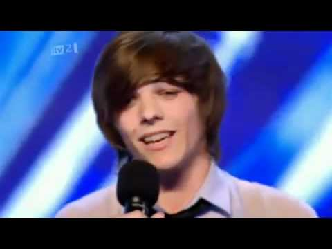 Louis Tomlinson - X Factor 2010 - Audition HD -MjHRvoPFHrI