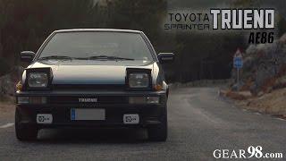 getlinkyoutube.com-Toyota AE86 - Gear98