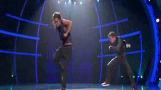 getlinkyoutube.com-Ashleigh & Jakob * Hip Hop - Whatcha Say