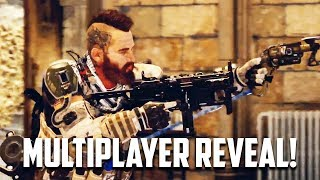 Black Ops 4 Trailer - FIRST GAMEPLAY EVER!! Multiplayer Reveal