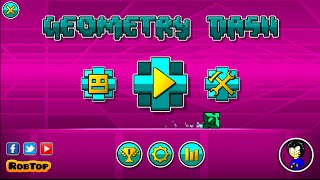 getlinkyoutube.com-MI PAQUETE DE TEXTURAS PARA GEOMETRY DASH! [STEAM]