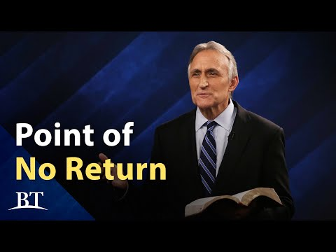 Beyond Today -- Point of No Return