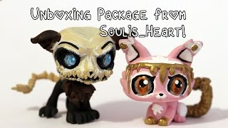getlinkyoutube.com-Unboxing four super cool customs from Soulis_heart!