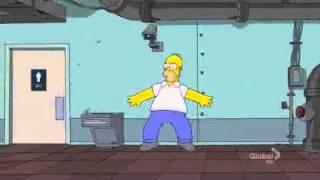 getlinkyoutube.com-The.Simpsons.S23E01 Walking On The Moon Intro.flv