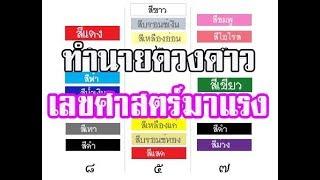 getlinkyoutube.com-สอนดูดวง 15 ( สูตรคำณวนหวย  )