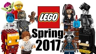 getlinkyoutube.com-Top 20 Most Wanted LEGO Sets of Spring 2017!