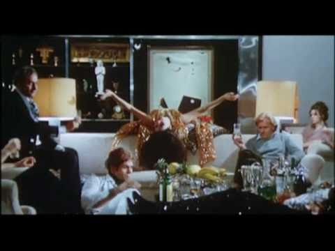 Cocktail Party Scene from
