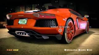 getlinkyoutube.com-Ps4 Need for Speed Lamborghini Aventador Tuning