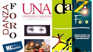 DANZA FORO / Universidad Nacional, Heredia, Costa Rica