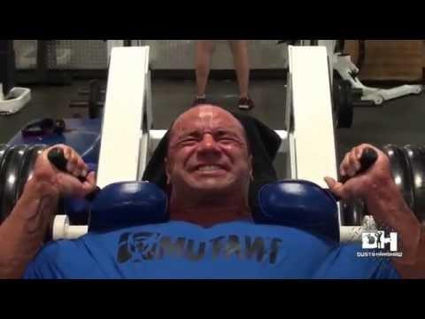 Dusty Hanshaw - Brutal Off-season Leg Workout