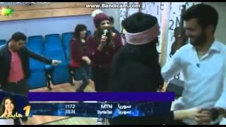 getlinkyoutube.com-ايهاب و سهيلة و حنان يرقصون على انغام اغاني مغربية في ستار اكاديمي 11