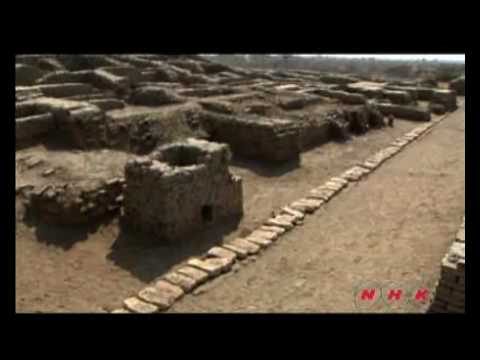 Ruinas arqueológicas de Mohenjo Daro (UNESCO/NHK)