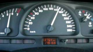 getlinkyoutube.com-Vectra B 2,5 V6 2.5v6 (0-215) by jarsoon
