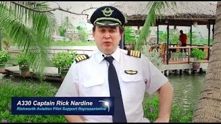 getlinkyoutube.com-Vietnam Airlines: Pilot Life living in Vietnam and flying for Vietnam Airlines