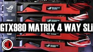 getlinkyoutube.com-ROG GTX980 4 Way OverKILL3D SLI Review Nvidia Quad SLI