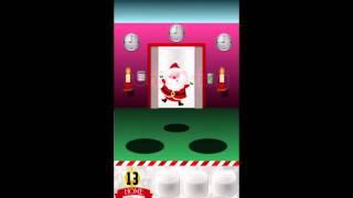 getlinkyoutube.com-100 Floors of Christmas Level 9 10 11 12 13 14 15 16 Cheats