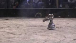 getlinkyoutube.com-Super MegaByte vs ShoBot