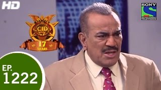 CID - सी ई डी - CID In Train 1 - Episode 1222 - 1st May 2015 width=