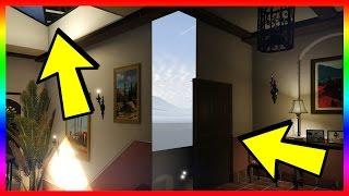 getlinkyoutube.com-WHAT'S INSIDE THESE SECRET ROOMS IN MICHAEL'S HOUSE? - The Secrets Of Michael De Santa's Safehouse!