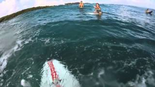 getlinkyoutube.com-A Surf Morning in Encuentro - DR