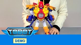 TOBOT#TITAN#DEMO [또봇 타이탄 변신 설명 영상]