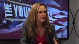 getlinkyoutube.com-Outspoken Former CIA Operative Lindsay Moran - Interview