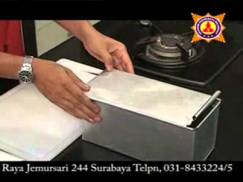 tutorial cara membuat tost bread. info dvd tutorial hub 031-8433224/5