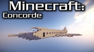 getlinkyoutube.com-Minecraft: Concorde Tutorial