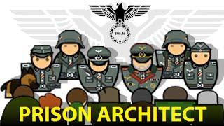 getlinkyoutube.com-Prison Architect - WW2 POW Mod - Part 16