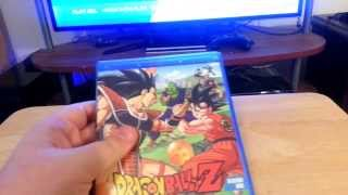 getlinkyoutube.com-Dragon Ball Z Bluray Season 1 Review (with Unboxing & Video)