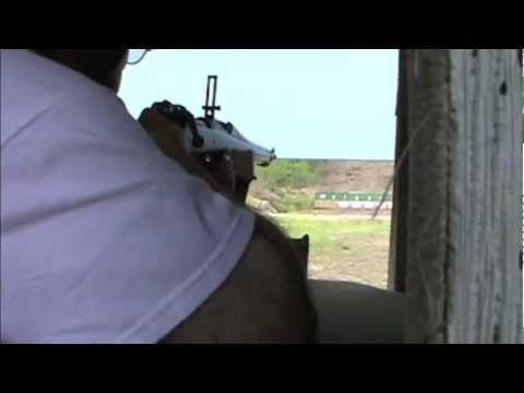 1903 Springfield Rear Sight Final Test