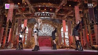 BLACKPINK   'Kill This Love' 0407 SBS Inkigayo