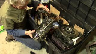 getlinkyoutube.com-73 Honda CB750 Cafe Racer Build Episode 1 - It Begins